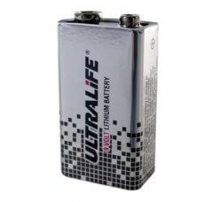 Batterij 9 volt voor AED (HAC-9V)