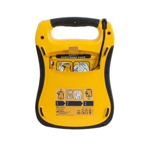 Defibtech Lifeline AED achterzijde