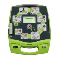 AED zoll plus binnenzijde