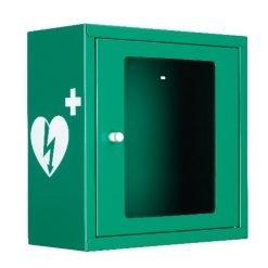 Defibtech AED binnenkast met alarm