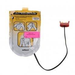Defibtech Lifeline AED trainer elektroden