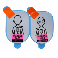 Defibtech Lifeline Trainer Vervangingsplakkers kinderen