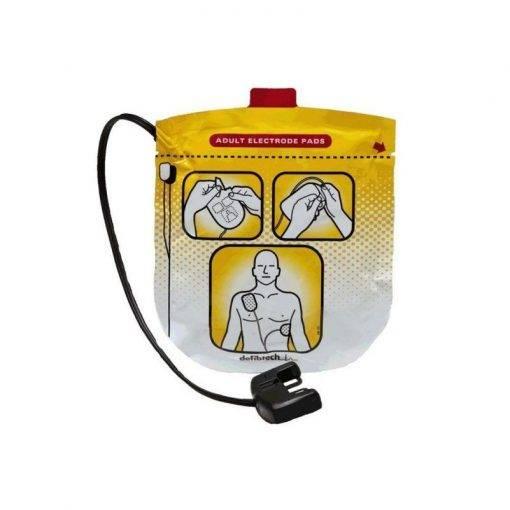 Defibtech Lifeline View AED elektroden