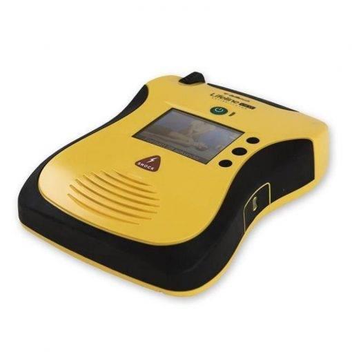 Defibtech Lifeline View AED voorzijde
