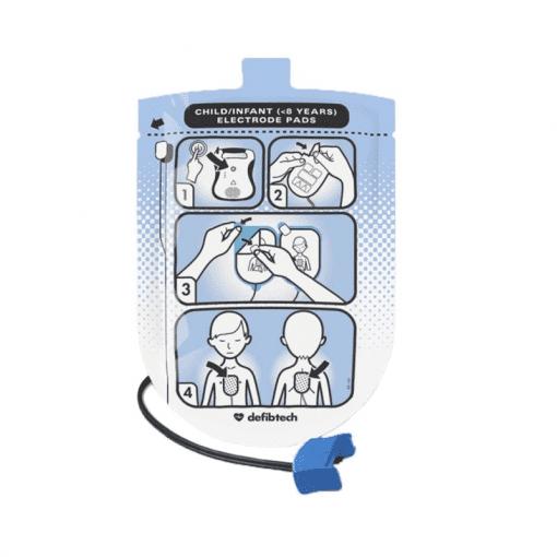 Defibtech Lifeline kinderelektroden