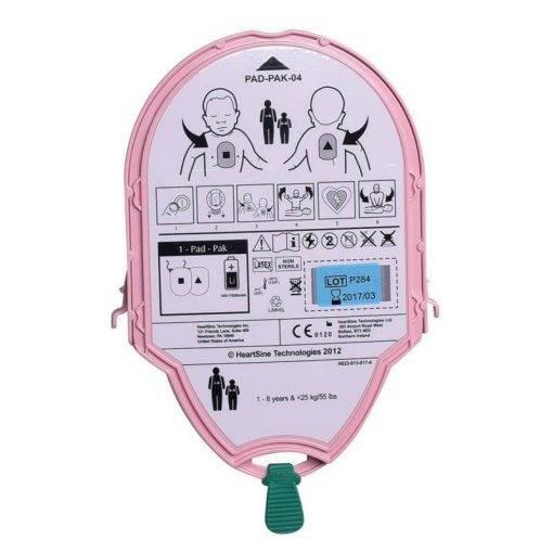 Heartsine kinderelektroden kopen