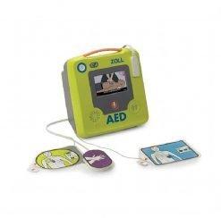 Zoll 3 AED + elektroden voor reanimatie