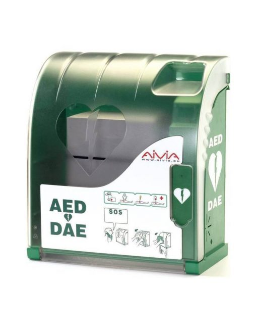 Aivia AED kast zonder pincode