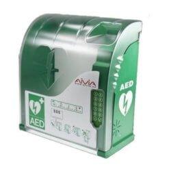 Aivia AED buitenkast met pincode