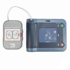 Philips HeartStart FRx AED + elektroden