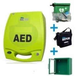 Zoll plus voordeelpakket kopen. Hartstichting adviseert deze AED!