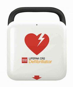 AED kopen: Lifepack CR2 volautomaat en halfautomatisch