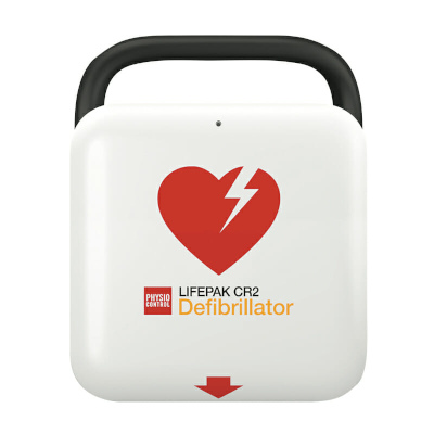 AED kopen: Lifepack CR2 3e generatie