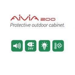 Aivia 200 AED kast uitrusting