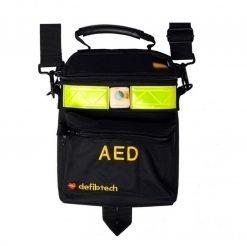 Defibtech Lifeline view AED tas