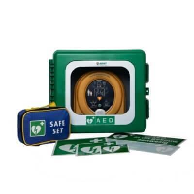 AED kopen: Heartsine 350P Buitenpakket AED kopen