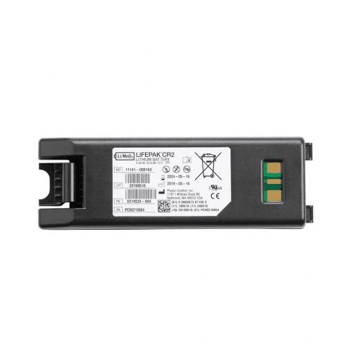 Physio Control Lifepak CR2 AED + Accu batterij