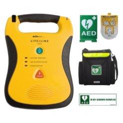 Aed kopen: Defibtech Lifeline flexibel pakket = AED aanbieding
