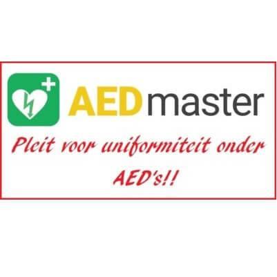 AED wet-en regelging aanpassen overheid