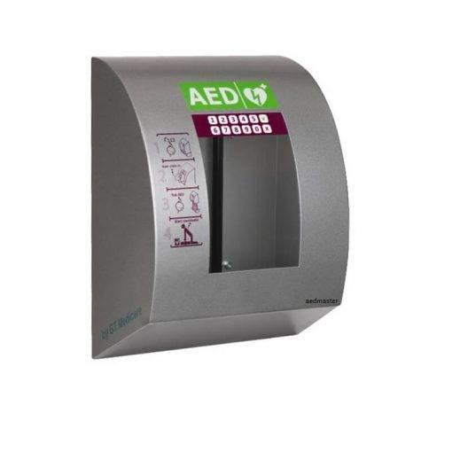 AED buitenkast met pincode kopen. De sixcase 1340