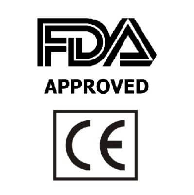 FDA en CE keurmerk voldoet aan wetgeving