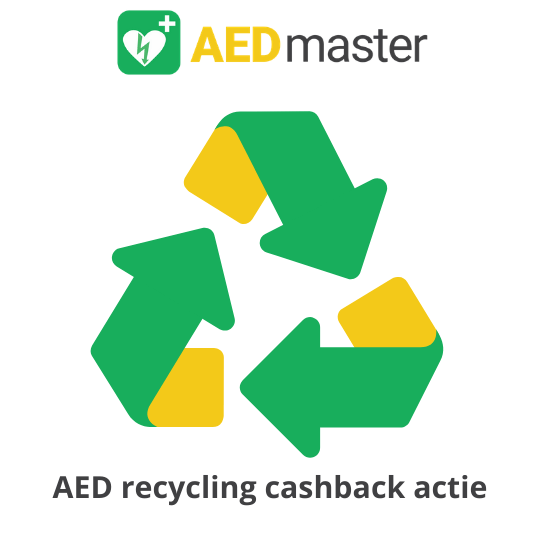 AED recyclen cashback