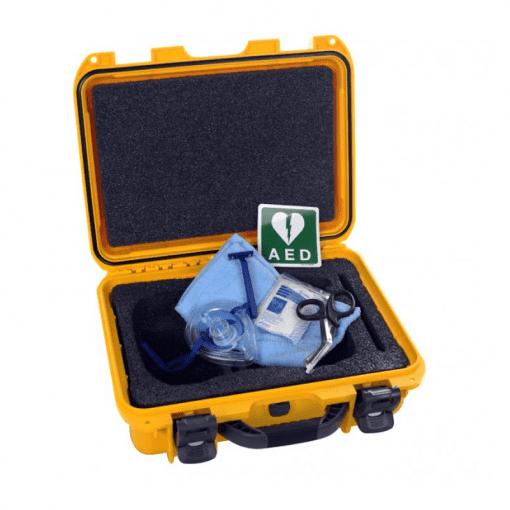 Defibtech Lifeline koffer hardcase en waterproof