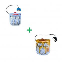 Defibtech Lifeline View Elektroden en kinderelektroden