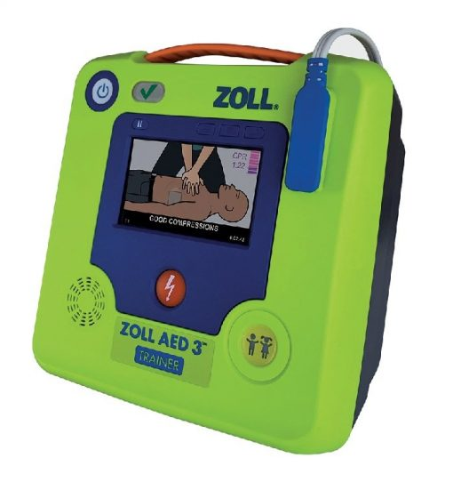 Zoll 3 trainer AED