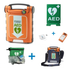 Cardiac Science G5 AED pakket flexibel