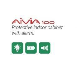 Aivia 100 AED kast voor binnen