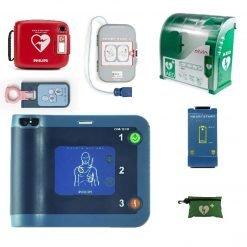 Phillips AED Heartstart Frx Buitenpakket