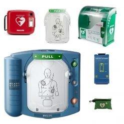 Phillips Heartstart HS1 AED Buitenpakket